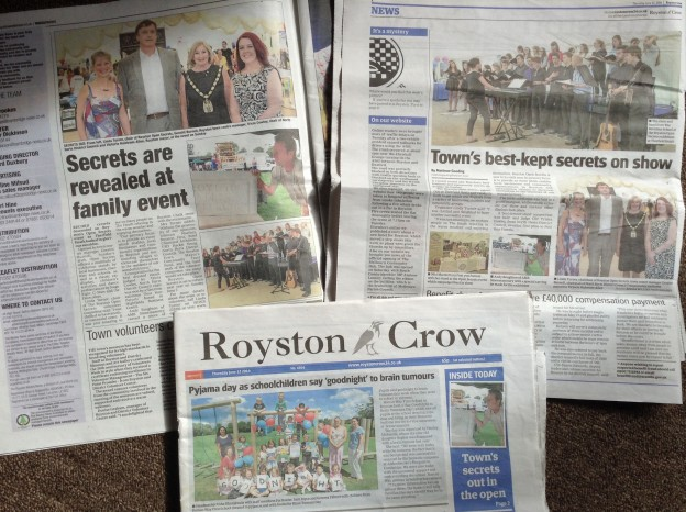 newspapers june 2014